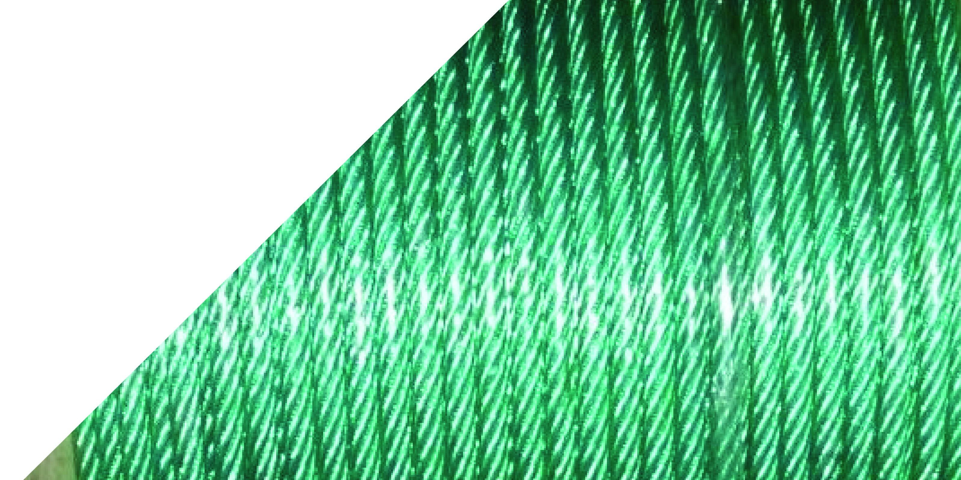 cable de acero pvc