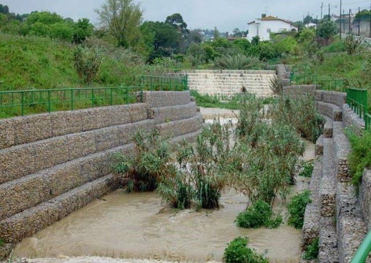 Encauzamiento de ríos - FIG29